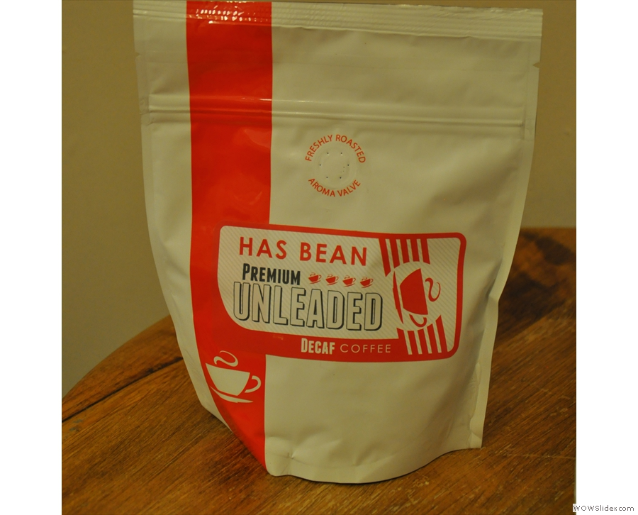 There's even decaf!