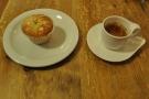Financier and espresso: the perfect pairing :-)