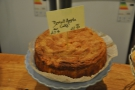 Hang on! What's that at the back? Dorset Apple Cake... Mmm...