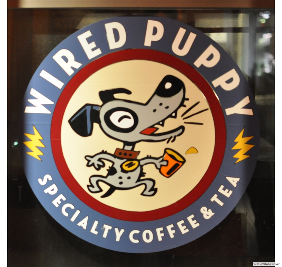 Meanwhile, Wired Puppy, in Back Bay, Boston, became an instant favourite when I came across it