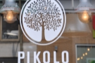 Pikolo Espresso Bar at the bottom of Park Avenue in Montreal, was a real find. I could have spent all day in there!