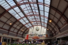 The main arcade of Newcastle's amazing Grainger Market.
