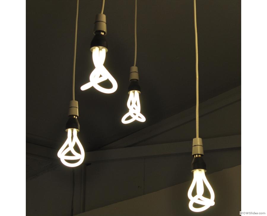 I liked the lightbulbs a lot!