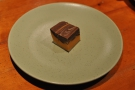 My square of fudge might look small, but it packed a lot in!