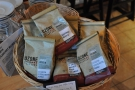 There is plenty of choice of single-origin beans from Ozone...