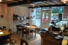 And the view looking towards the windows from the back of the front room
