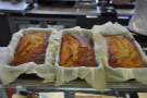 And while I was there, banana bread turned up...