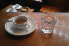 What's that you say? Single espresso to go with my glass of tap water? That'll do nicely!