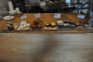 Lots of lovely-looking cake. I failed to sample any though :-(