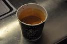 Here as a straight espresso...