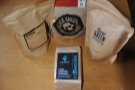 My coffee from the London Coffee Festival. This gallery: Matthew Algie & Dear Green Coffee.