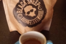 My new cup from Machina Espresso also gets in on the act.