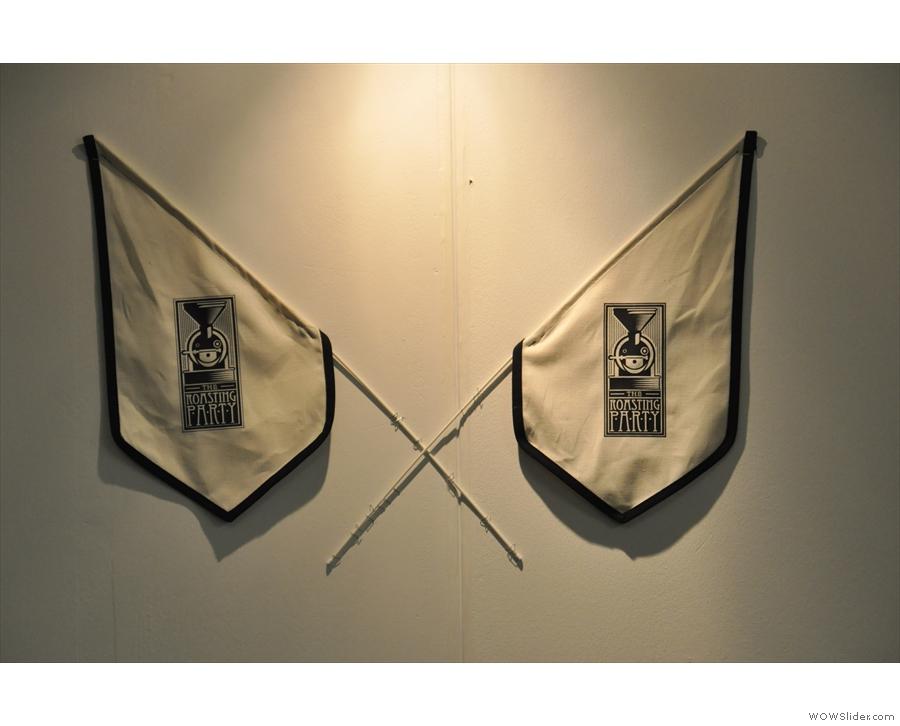 Nice flags.