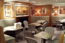 Downstairs of the tea rooms is the warm and cosy Spindler Gallery.