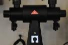 Siamese grinder twins? Double-headed battle-grinder? No, just a Mahlkönig EKK43.