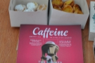 I can't go anywhere these days without running into copies of Caffeine Magazine!