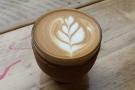 Lovely latte art though :-)