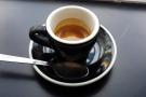 My single shot of the Spring Espresso. Classic cup!