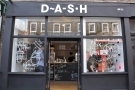 Dash, or to give it its full name, 'Drink, Shop & Dash' on London's Caledonian Road.