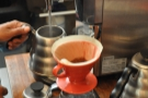 I followed it up with a pour-over at Channa's suggestion.