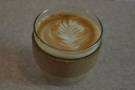 I had to have some coffee though, so took a decaf flat white with me in Keep Cup.