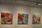 Some of the art on the walls...