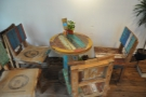 More of the excellent furniture.