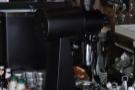 The (almost) obligatory EK43 grinder.