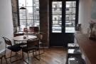 June: the lovely interior of Fortitude, Edinburgh