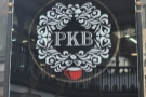 PKB has one of the more ornate logos I've seen in a long time...