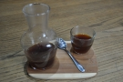 And my coffee, the guest, all the way from Origin in Cornwall, through the Aeropress.