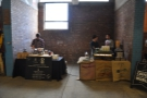 Back on the other side of the aisle I found Clifton Coffee Roasters in collaboration with TAKK.