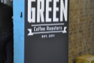 Next stop, all the way from Glasgow, Dear Green Coffee.