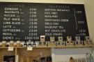The drinks menu.
