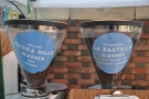 However, this is what I came for: there's always a choice of two single-origin coffees...