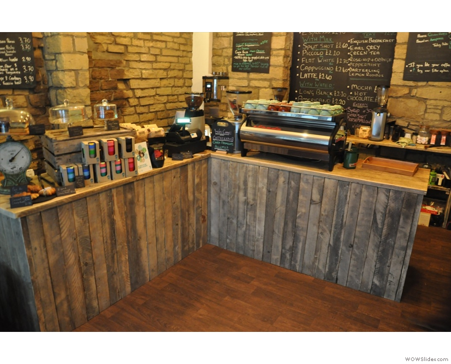 Huddersfield's Coffee Kabin, bringing roasters from London, Cornwall & Berlin to Yorkshire.