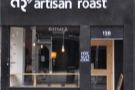 The second Edinburgh Artisan Roast, this time on Bruntsfield Place.