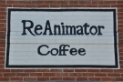 Another coffee-shop/roaster in Philadelphia. This time it's ReAnimator, with a decaf filter.