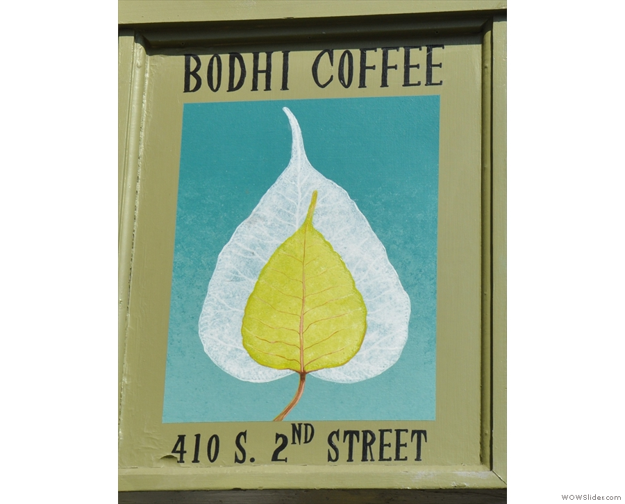 Back in Philadelphia, we have Bodhi in the historic Society Hill neighbourhood.