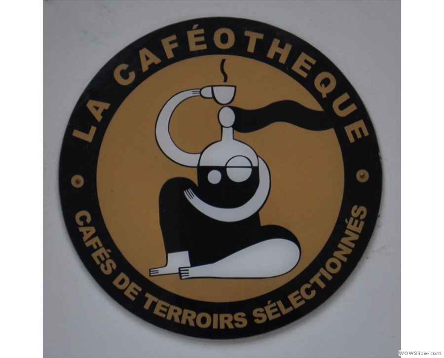 Back in Paris, La Cafeotheque has been leading the way for the last 10 years.