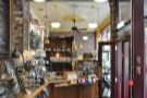 Cardiff's Barker Tea House, taking Coffee Barker's elegance & raising it to a whole new level.