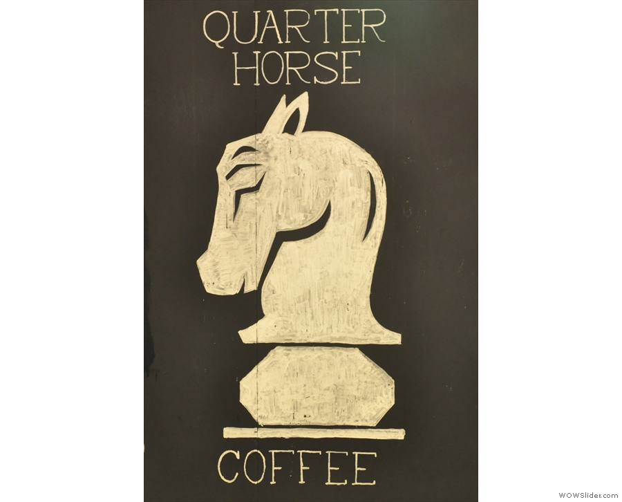 Quarter Horse Coffee, bringing Chicago coffee passion to Oxford via London.