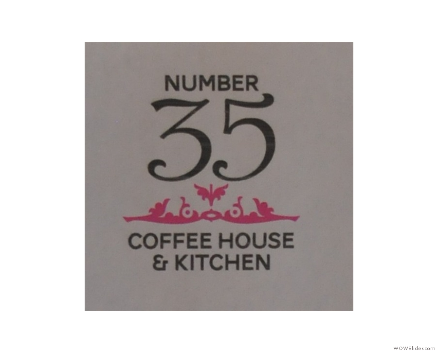 No 35 Coffee House & Kitchen, a real gem tucked away in Dorchester.