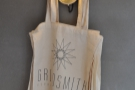 The famous Grindsmith tote bag.