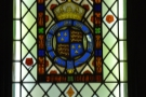 ... just take a look at that stained-glass window!