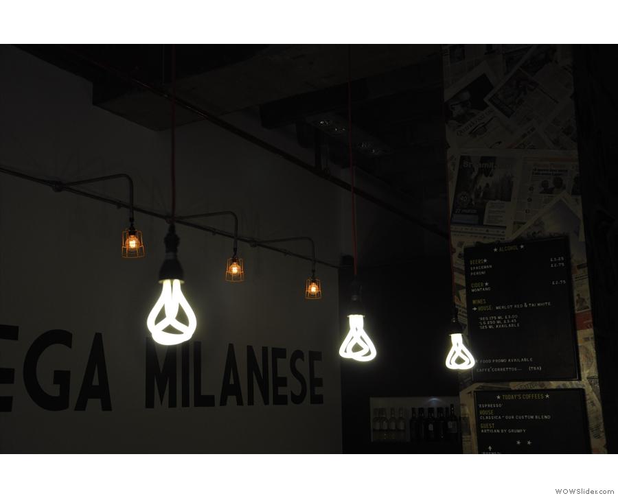Light bulbs!