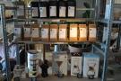 ... and some of Café Lomi's copious output.