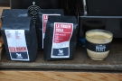 Keep Cup hobnobbing with the coffee, which, on my 2nd visit, was Square Mile's Red Brick.