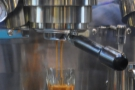 I love watching espresso extract, especially with bottomless portafilters.