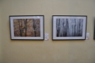 The walls are adorned by works of art, which are available from Brighton Photography.